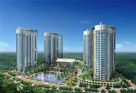 3 Bhk Resale Apartment for sale at TVH Ouranya Bay
